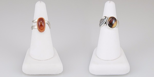 Sisterly Creations Agate Jewelry
